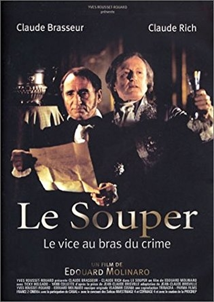Affiche du film d'Edouard Molinaro