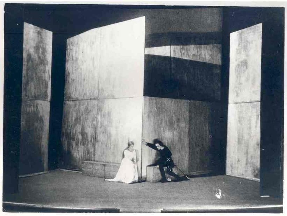 Georges et Ludmilla Pitoëff dans