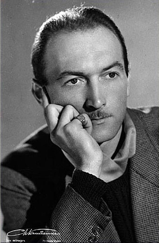 Jean Vilar en 1943