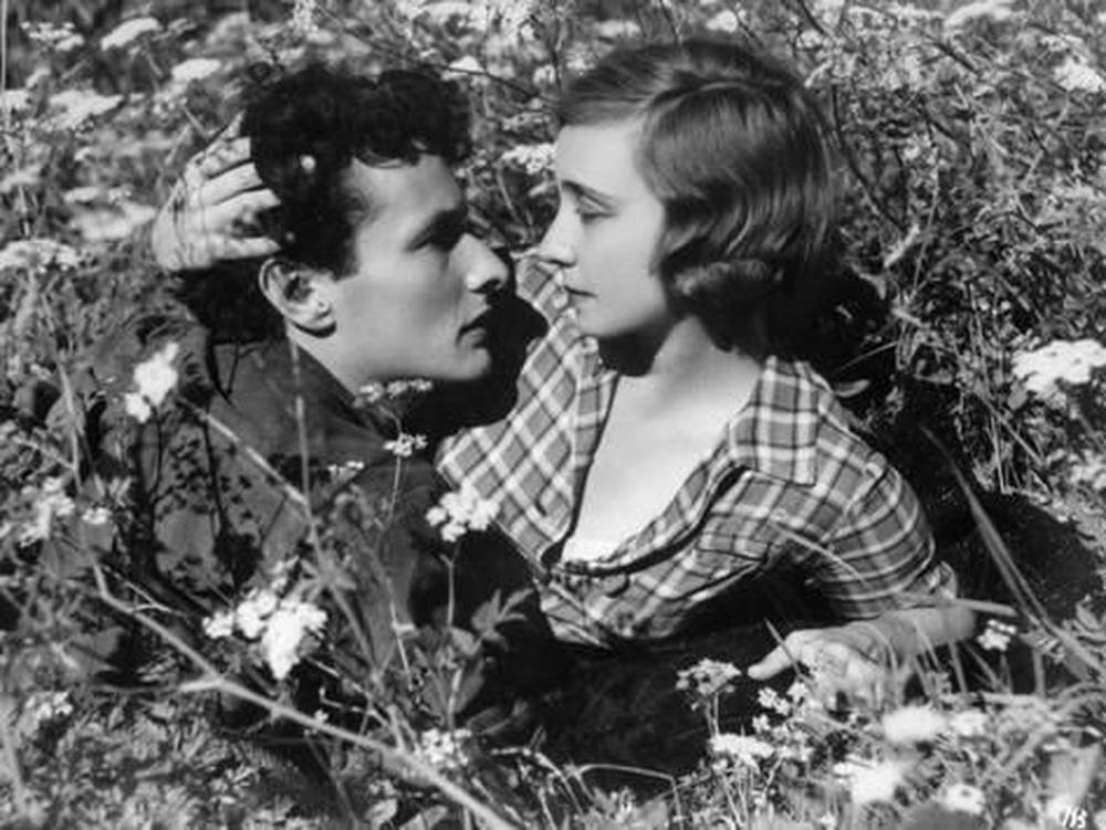 Jean-Louis Barrault et Madeleine Renaud dans le film