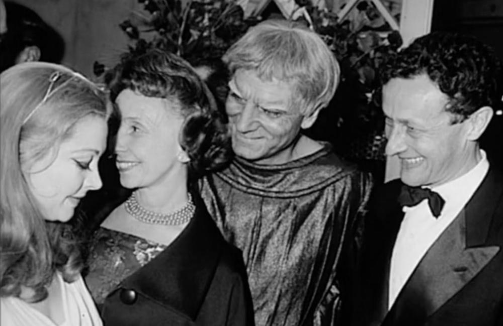 Vivien Leigh, Madeleine Renaud, Laurence Olivier, Jean-Louis Barrault
