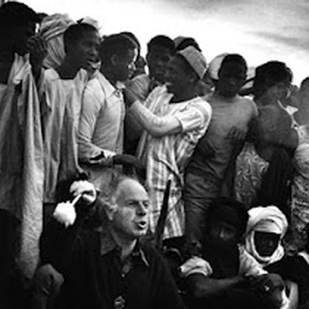 Peter Brook en Afrique