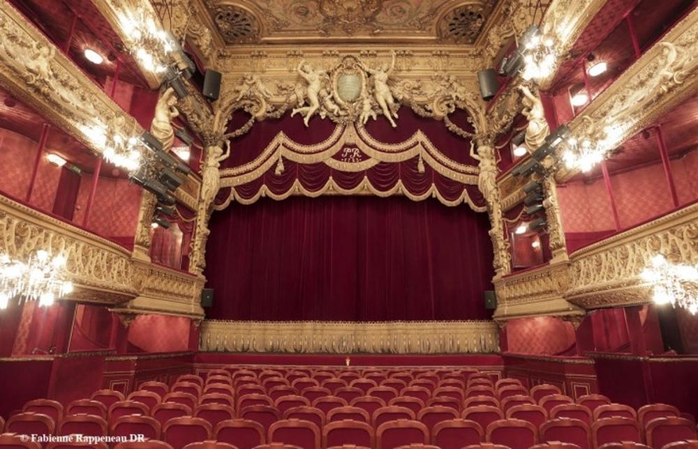 La salle du théâtre du Palais Royal