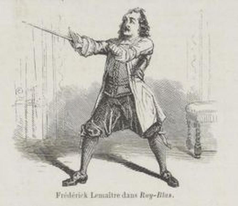 Frédéric Lemaître dans