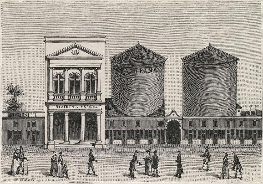 Le théâtre des Variétés aux XIXe siècle
