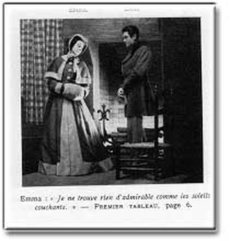 « Madame Bovary »