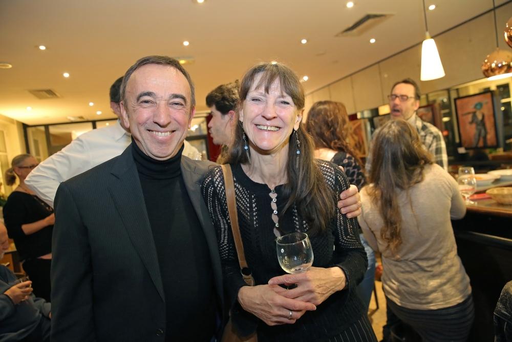 Guy-Pierre Couleau et Nicole Desjardins
